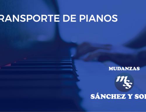 Transporte de pianos ¿Por qué confiar solo en profesionales?